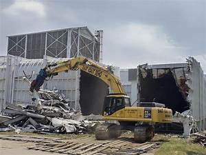 7-by10-foot High Speed Wind Tunnel Teardown | NASA