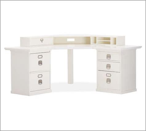 bedford smart technology tm corner desk hutch