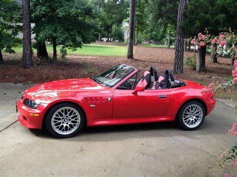 Find Used 2000 Bmw Z3 Roadster Convertible 2-door 2.8l No