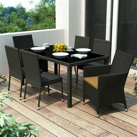 corliving z 406 tpp park terrace 7 patio dining set lowe s canada