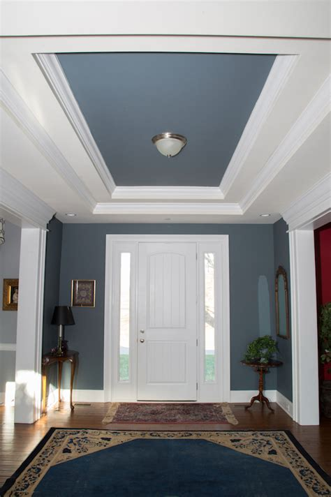 Painting Tray Ceilings  Nolan Painting