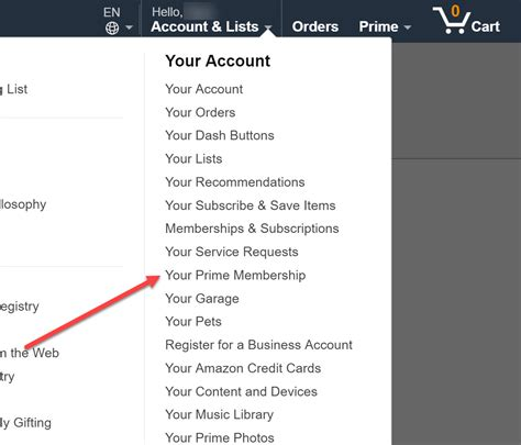 How To Cancel Amazon Prime  Digital Trends