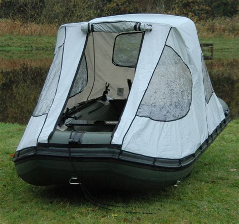 Sun Marine Inflatable Boats by Bison Marine Bimini Cockpit Tent Canopy For Inflatable Boat