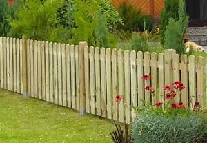 Kleiner Gartenzaun Holz : ihr gartenzaun aus holz zaunfelder tor t r sichtschutz staketen ~ Whattoseeinmadrid.com Haus und Dekorationen