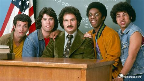Welcome Back Kotter Cast by Sublime Mercies How To Dress Like A 70s Superstar