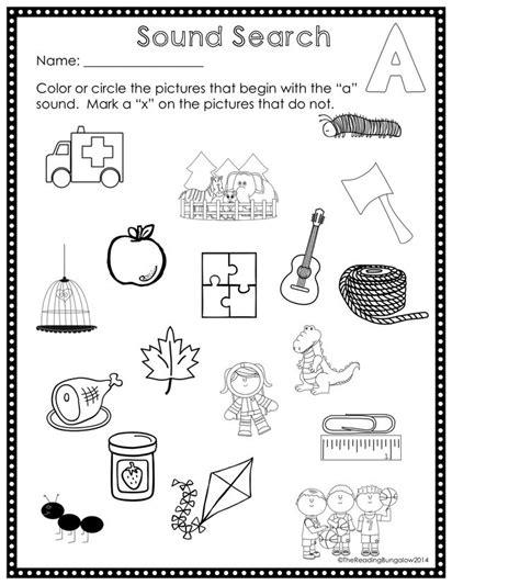 Kindergarten Phoneme Segmentation Fluency Worksheets  8 Great Ideas For Teaching Segmenting And