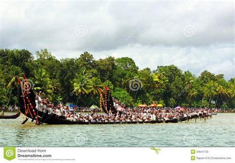 Dream Boat Race by Snake Boat Races Of Kerala Editorial Stock Photo Image