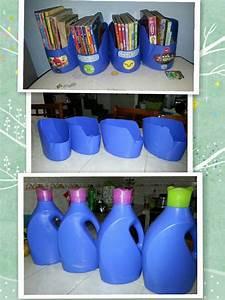 Boxen Zur Aufbewahrung : leere plastikflaschen zur aufbewahrung f r cd hefte u s w kreativit t pinterest leere ~ Markanthonyermac.com Haus und Dekorationen