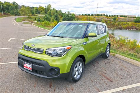 2018 Kia Soul Review