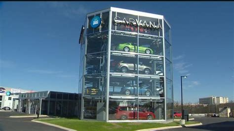 "Quick Introduction ""carvana"" Headquarters In Tempe"