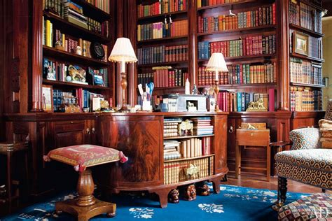 Home Library : Home Library Bookshelf Design Photos