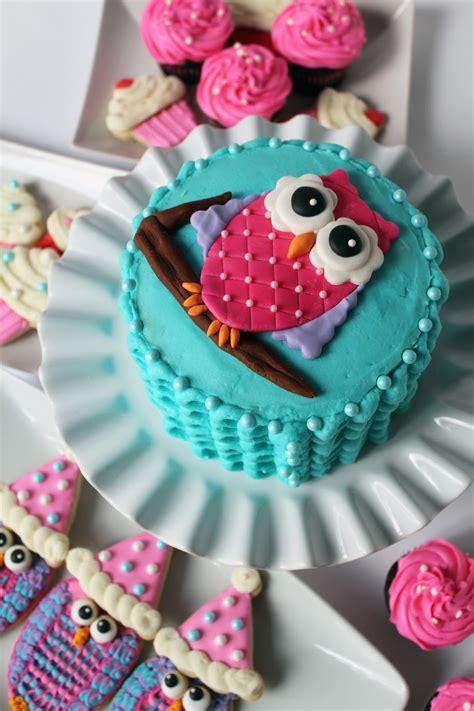 owl birthday cake worth pinning owl smash cake for 1st birthday
