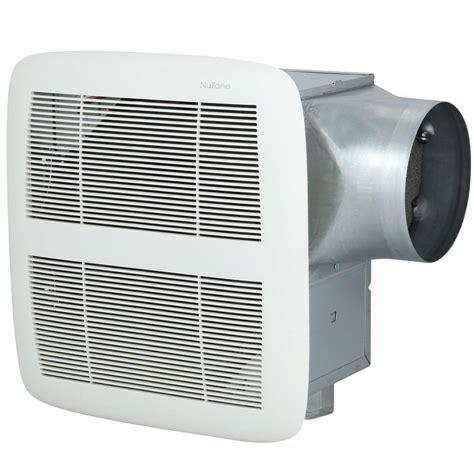 nutone ultra green 30 cfm to 110 cfm ceiling exhaust bath