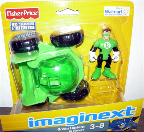 green lantern figure and rover imaginext walmart exclusive