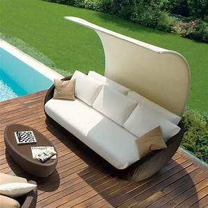 Rattanmöbel Garten Lounge : rattan lounge m bel f r terrasse und garten von roberti rattan italien ~ Markanthonyermac.com Haus und Dekorationen