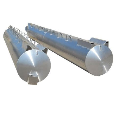 Pontoon Boat Tubes by Custom 21 Ft X 25 In Aluminum Pontoon Boat Float Log Tubes