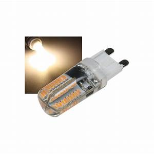 Leuchtmittel Led G9 : led smd g9 lampe leuchtmittel dimmbar strahler spot mini warmwei stift sockel ebay ~ Markanthonyermac.com Haus und Dekorationen