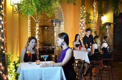 the patio on guerra lunch or dinner picture of the
