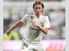 Real Madrid star Luka Modric not focused on winning Best