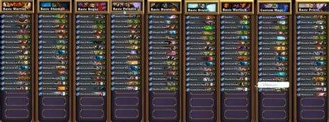 Basic Level 10 Rogue Deck And How To Play + Tips Hearthstone