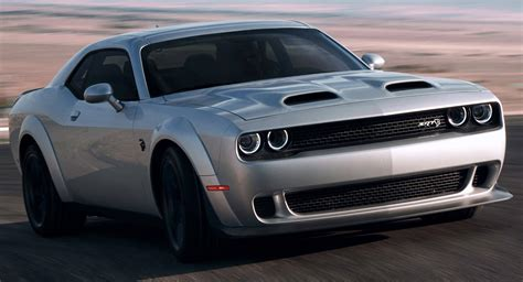 2019 Dodge Challenger Pricing Announced, Srt Hellcat