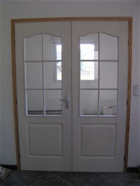 les portes vitr 233 es du salon et de la cuisine la construction de notre maison