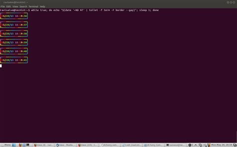 Sleep Command Linux by 20 Funny Commands Of Linux Or Linux Is Fun In Terminal