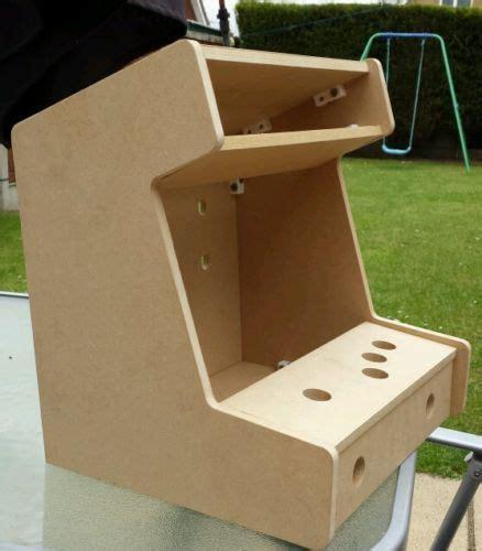 minature mini bartop arcade machine mame 1 player