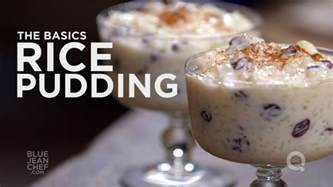 how to make rice pudding the basics on qvc