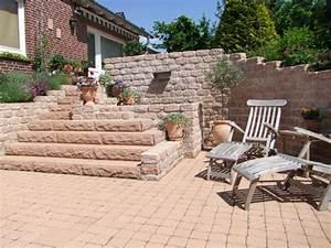 Gestaltung Von Terrassen : galabau helms egestorf nordheide terrassen zuwegungen w lle teichbau ~ Markanthonyermac.com Haus und Dekorationen