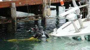Wicked Tuna Boat Sinks by Wicked Tuna Boat Sinks Recovered Gloucester Daily
