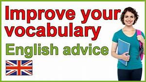 Exercises For Improving English Vocabulary - how to ...