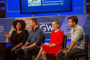 'The Young Turks on Fusion' Broadcasts Live from GW | GW ...