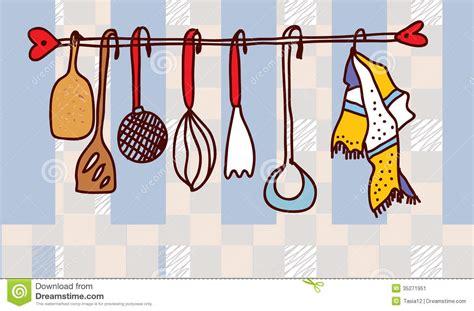 201 tag 232 re d ustensiles de cuisine dr 244 le image stock image 35271951