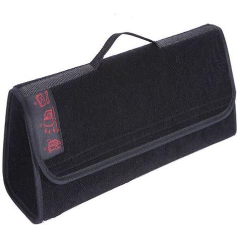 sac de coffre rangement feu vert