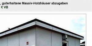 Ebay Kleinanzeigen Hamburg : stadt hamburg verkauft ehemalige fl chtlingsh user bei ebay kleinanzeigen ~ Markanthonyermac.com Haus und Dekorationen