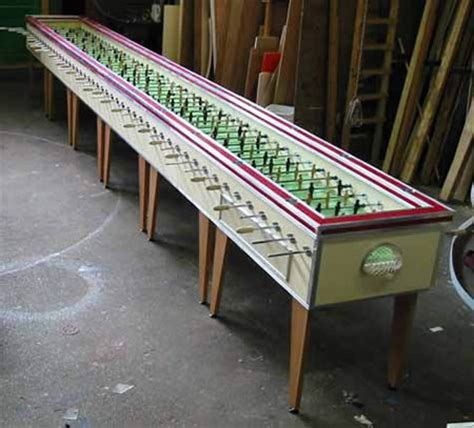 10 Coolest Foosball Tables (foosball tables)   ODDEE