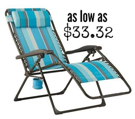 sonoma goods for anti gravity chair as low as 33 32