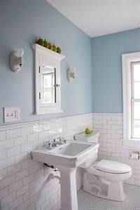 tile bathroom wall Popular Materials of White Tile Bathroom - MidCityEast