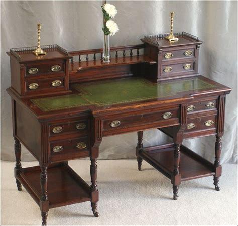 antique desk for antique mahogany writing desk 4018 for