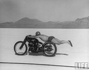 "Live Fast, Ride Free | Roland ""Rollie"" Free's 1948 World ..."