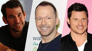 Donnie Wahlberg, Nick Lachey Producing Boy Band Comedy ...
