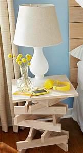 Bett Selber Bauen Holz : nachttisch aus holz selber bauen ~ Markanthonyermac.com Haus und Dekorationen