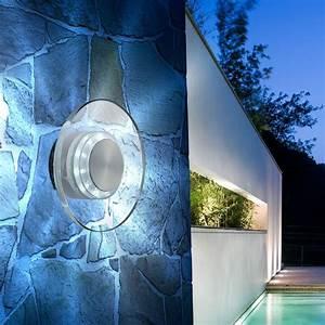 Led Terrassenbeleuchtung Boden : garten aussen hausbeleuchtung aussenlicht wandleuchte aussenleuchte beleuchtung ebay ~ Markanthonyermac.com Haus und Dekorationen