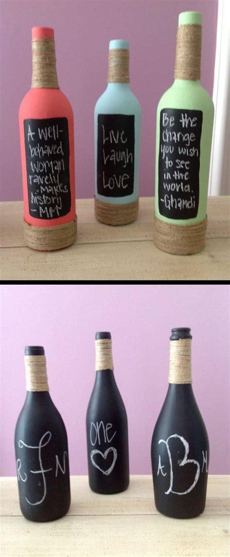25 unique decorated wine bottles ideas on decorative wine bottles wine bottle
