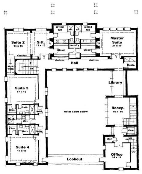 ayton castle floor plans castles palaces house dantyree darien castle plans arkitektur uge 15 16