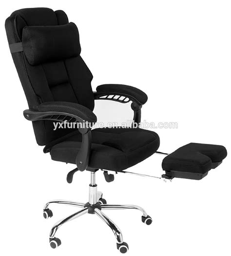 high back executive chairs with footrest and back support