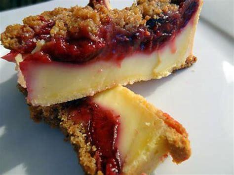 recette de tarte 224 la quetsches sur flan vanill 233 et crumble sp 233 culoos