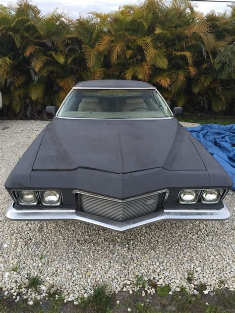 1971 Boat Tail Riviera For Sale by 1971 Buick Riviera Boat Tail Project Car For Sale