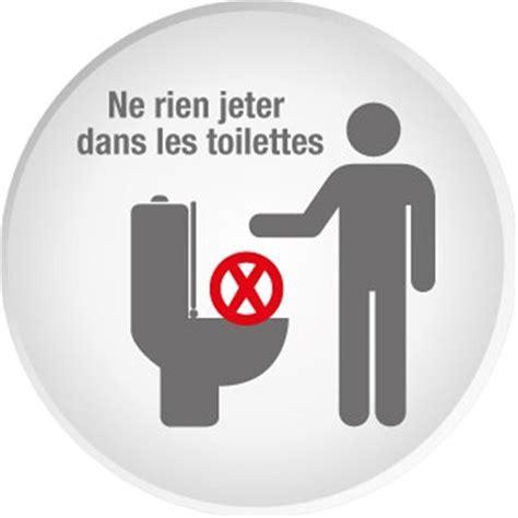panneau ne rien jeter dans les toilettes sin189